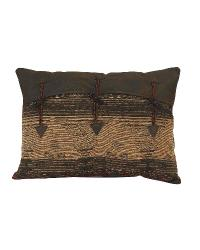 Sierra Pillow with Decorative Buttons by