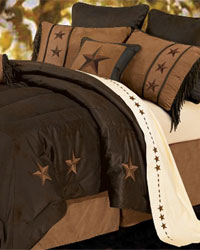 Laredo Comforter Set  6PC  - Full by