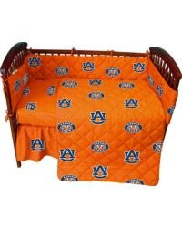Auburn Tigers Crib Bedding Set by