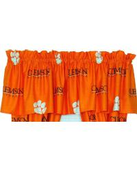 Clemson Tigers Valance by