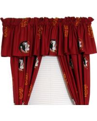 Florida State Seminoles Curtain Panels by
