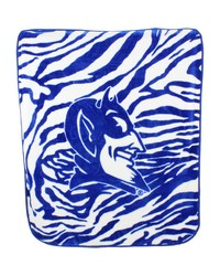 Duke Blue Devils Raschel Throw Blanket 50x60 by