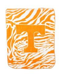 Tennessee Volunteers Raschel Throw Blanket 50x60 by