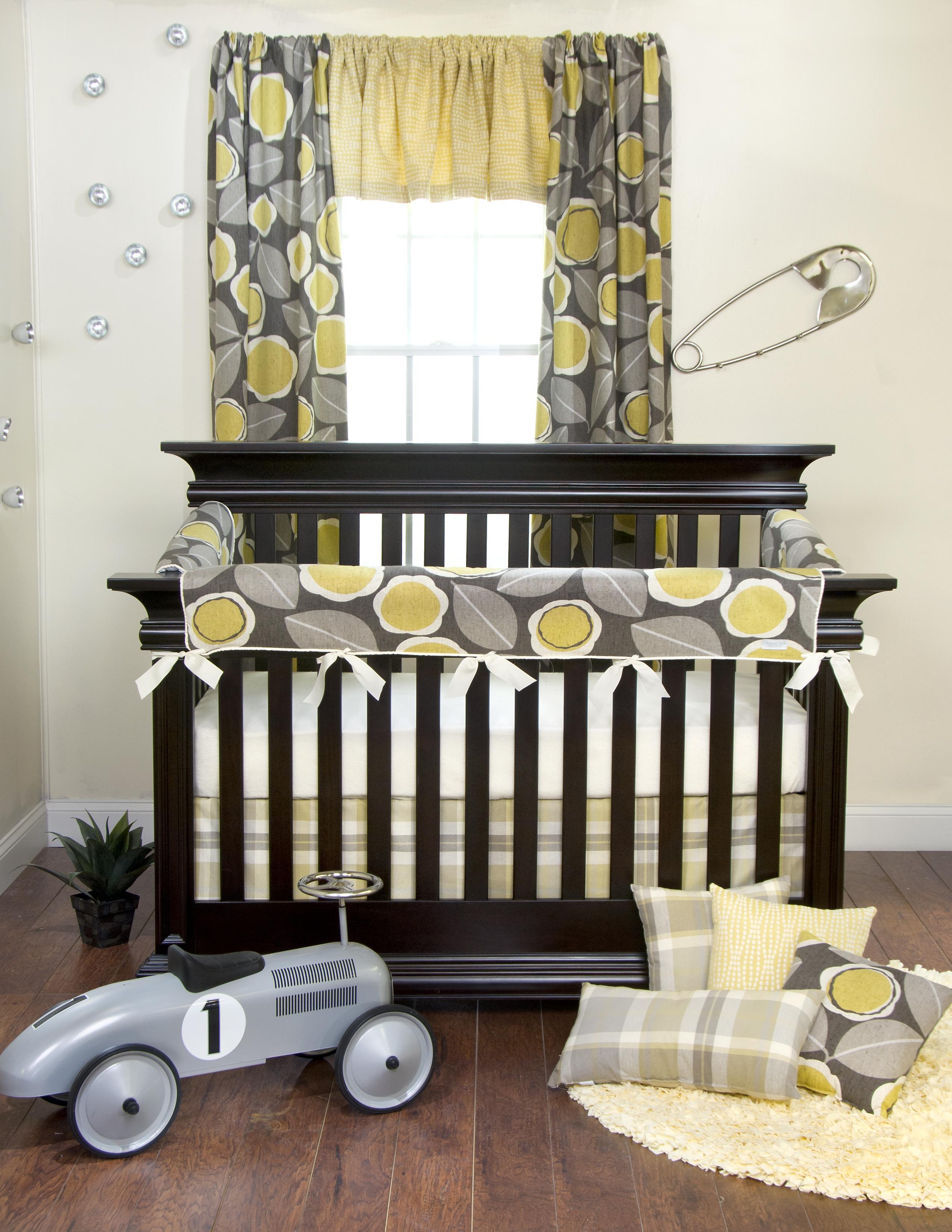 brea crib rail covers
