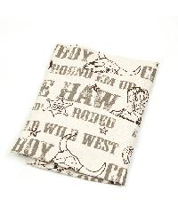 Carson Fitted Crib Sheet by