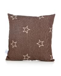 Carson Denim Star Pillow by