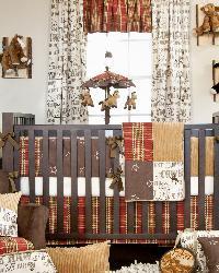 carson western baby bedding