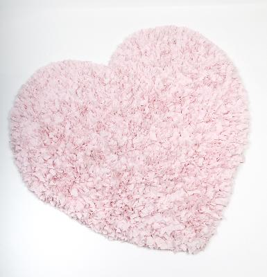 Glenna Jean Love Letters Pink Heart Rug  Search Results