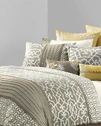 Fretwork Comforter Set by