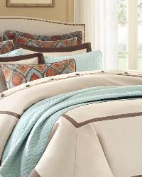 Plume Comforter Set by