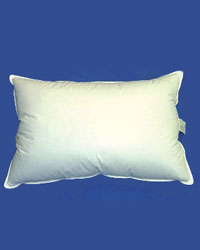 Down Feather Standard Pillow by
