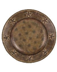 Round Star Charger 4PC Set by