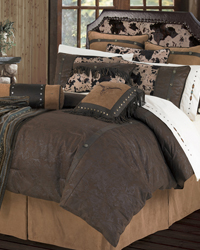 Caldwell Comforter Set - Super King by