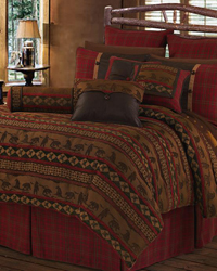 Cascade Lodge Comforter Set - Twin by
