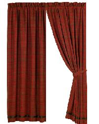 Cascade Lodge Curtain Panel by