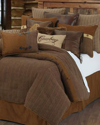 Crestwood Cowboy Comforter Set Twin by