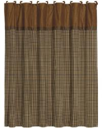Crestwood Houndstooth Shower Curtain by