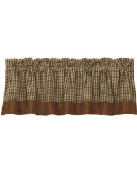 Crestwood Houndstooth Valance by