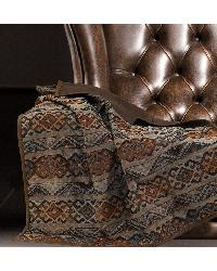 Del Rio Throw Blanket by