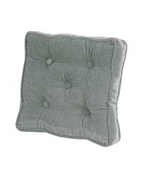 Boxed Velvet Pillow by