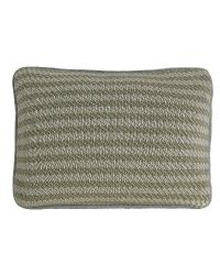 Arlington Knitted Pillow by