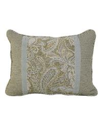 Arlington Paisley Pillow by