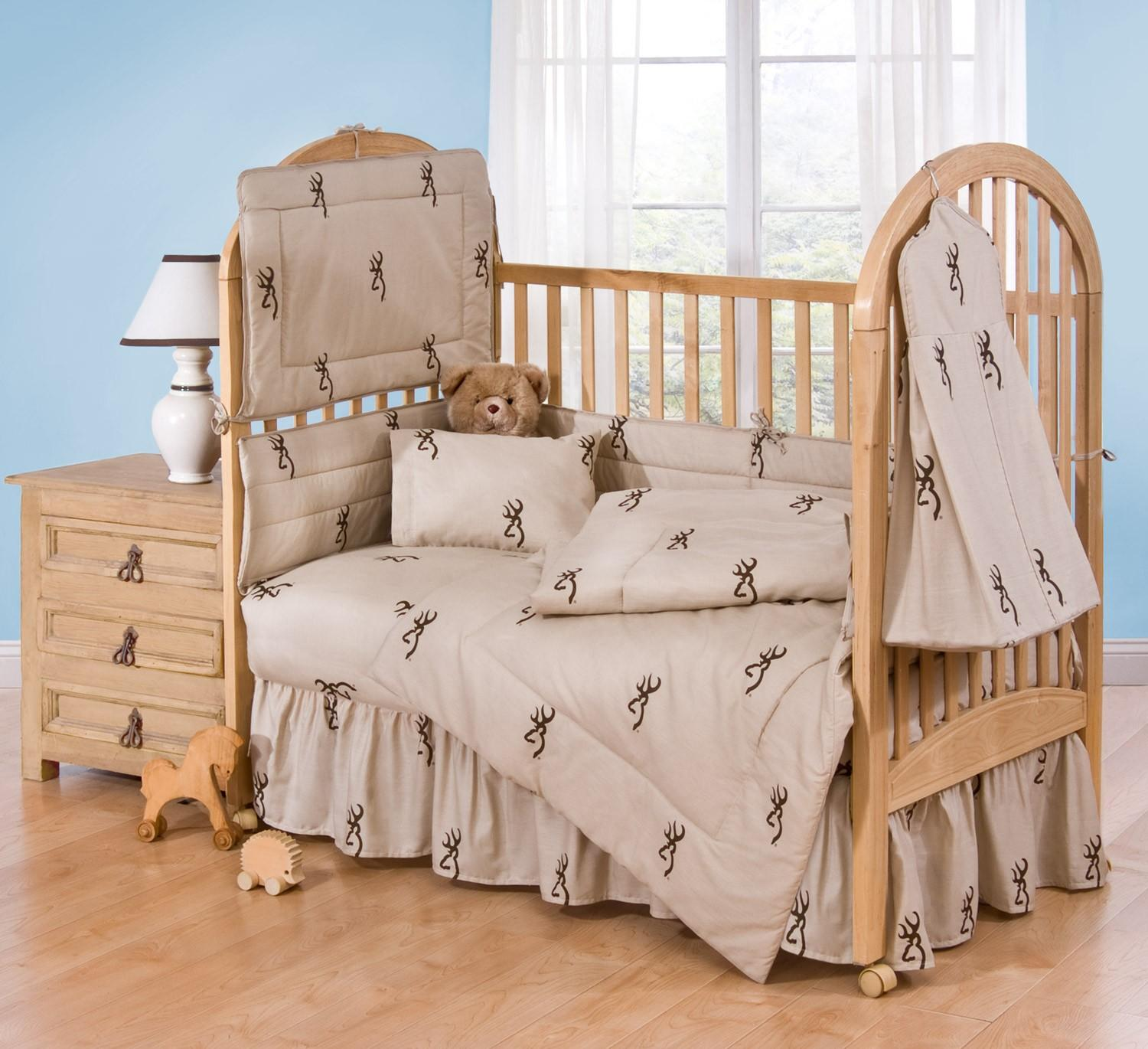 kimlor browning buckmark 3pc crib bedding set search results