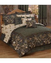Browning Whitetails Comforter Set  4PCS  - King by
