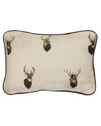 Browning Whitetails Oblong Pillow by