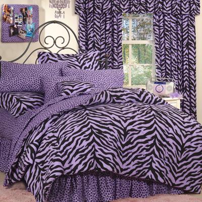 Zebra Print Bedding Twin on Lavender Zebra Print Bedding Set Search Results