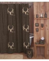 Bone Collector Shower Curtain by