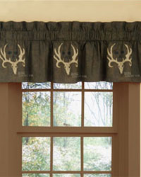 Bone Collector Valance by