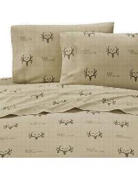 Bone Collector Sheet Set Twin by