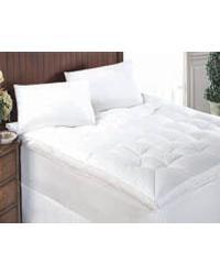 Down Top Feather Bed by