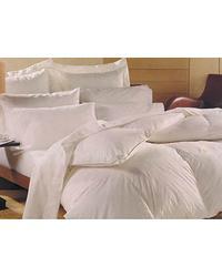 Santa Fe Comforter - White Goose Down by