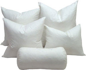 Pillow Forms and Inserts