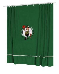 Boston Celtics Shower Curtain by