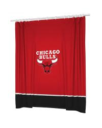 Chicago Bulls Shower Curtain by