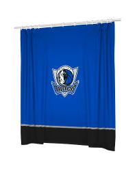 Dallas Mavericks Shower Curtain by