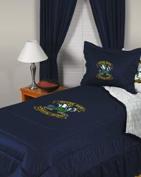 Notre Dame Fighting Irish Locker Room Bedding by