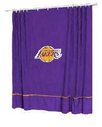 LA Lakers Shower Curtain by