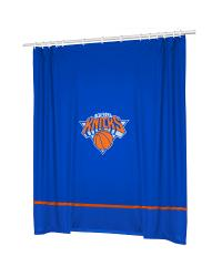 New York Knicks Shower Curtain by