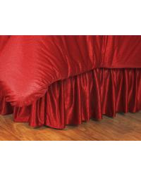 Philadelphia Phillies MLB Sidelines Bedskirt by