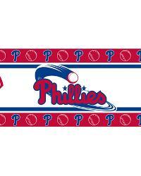 Philadelphia Phillies MLB Wall Border by