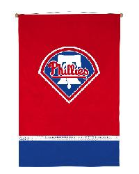 Philadelphia Phillies MLB Sidelines Wall Hanging by