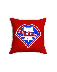 Philadelphia Phillies MLB Sidelines Pillow by