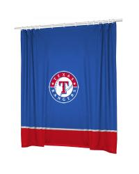 MLB Shower Curtains Accessories
