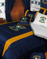 Notre Dame Fighting Irish Sidelines Bedding by