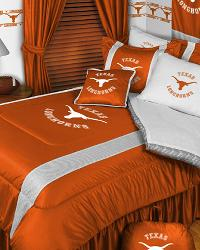 Texas Longhorns Bedding College