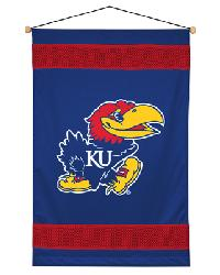 Kansas Jayhawks Wall Hanging by